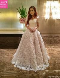 Long Prom Dresses 2015 Princess Online Clothes Store Evening Gowns Party Dresses Vestido De Festa Longo Renda Lace W1124M