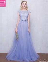 Prom Dresses 2016 Vestido De Festa Longo Backless Sexy Lace Beaded Evening Dress Long Party Dresses Robe De Soiree Tulle P1163