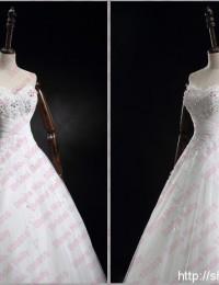 Vestido De Noiva 2015 Shopping Sales Online China Dress Shop Vintage Wedding Dresses Wedding Gowns Criss Cross Bride Dress BW-05